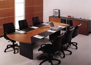 Mesa de conferencia de 2.40m